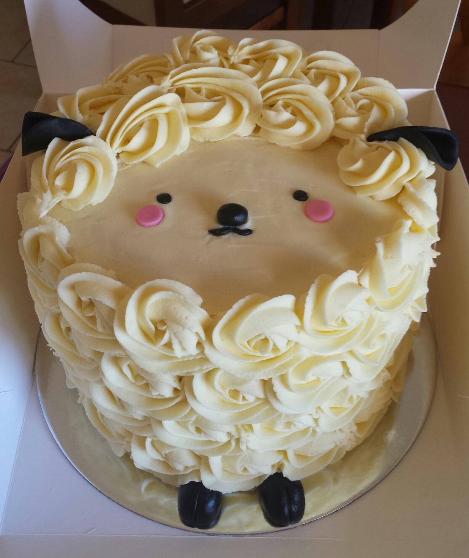 The Little Lamby cake Anita of Cake
