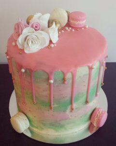 Scrape Cake #1