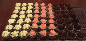 Chocolate Mini Cupcakes - Overview