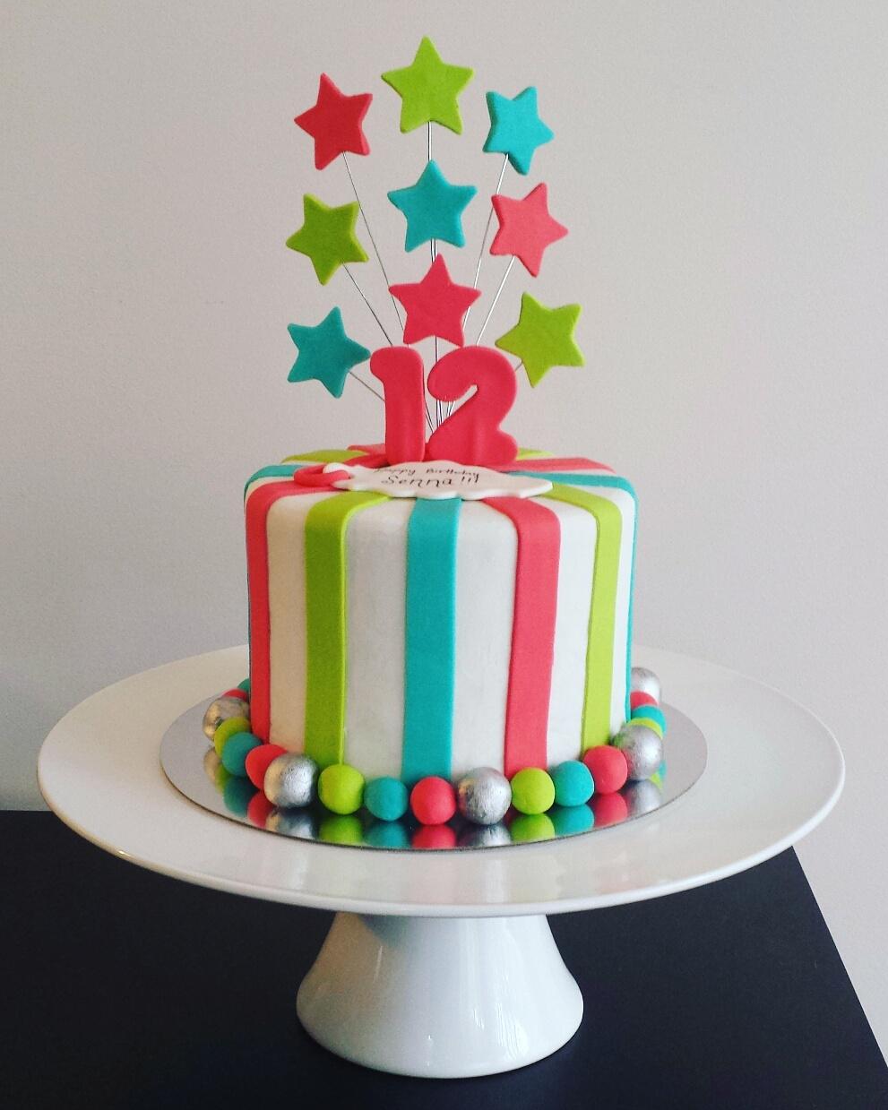 The Surprise Birthday Present Cake Anita Of Cake