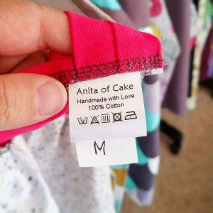 Anita of Cake label