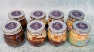 Cakes in a jar promo