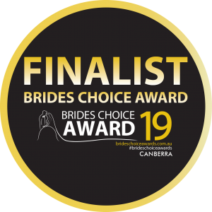 Anita of Cake Brides Choice Award Finalist logo