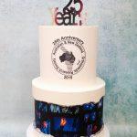 Faultline cake orthopaedic