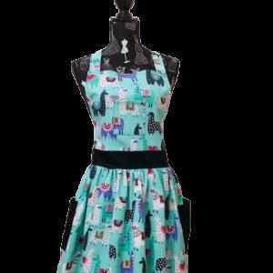 Love-a-Llama deluxe apron