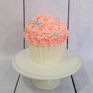 Cakesmash giant cupcake
